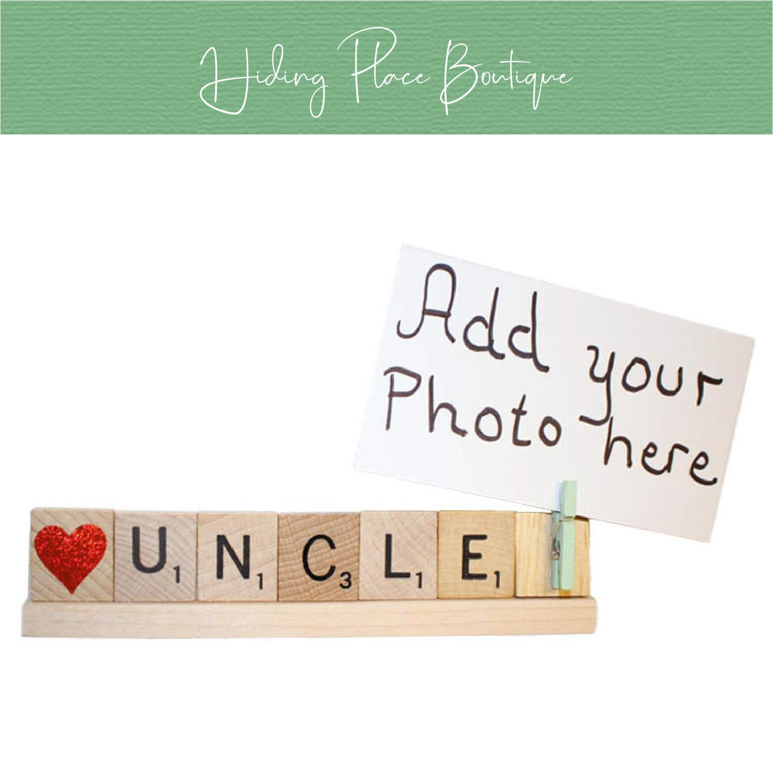uncle frame