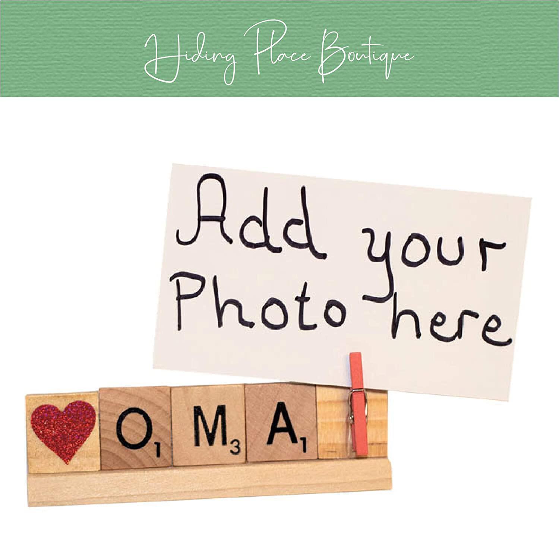 Oma Photo Frame