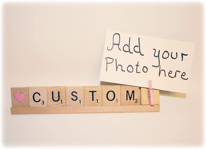 love custom frame