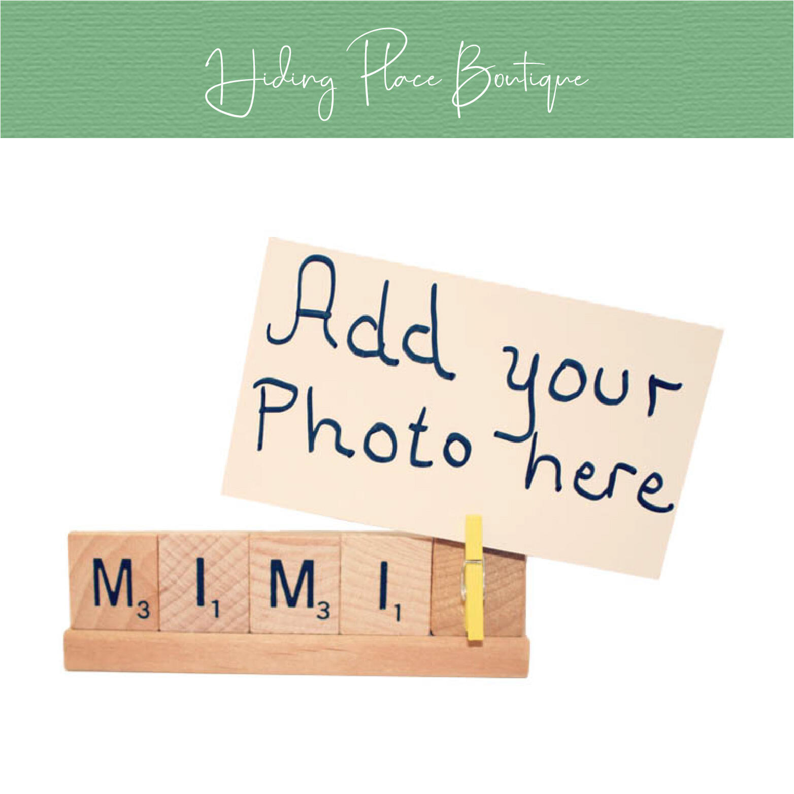 mimi photo frame