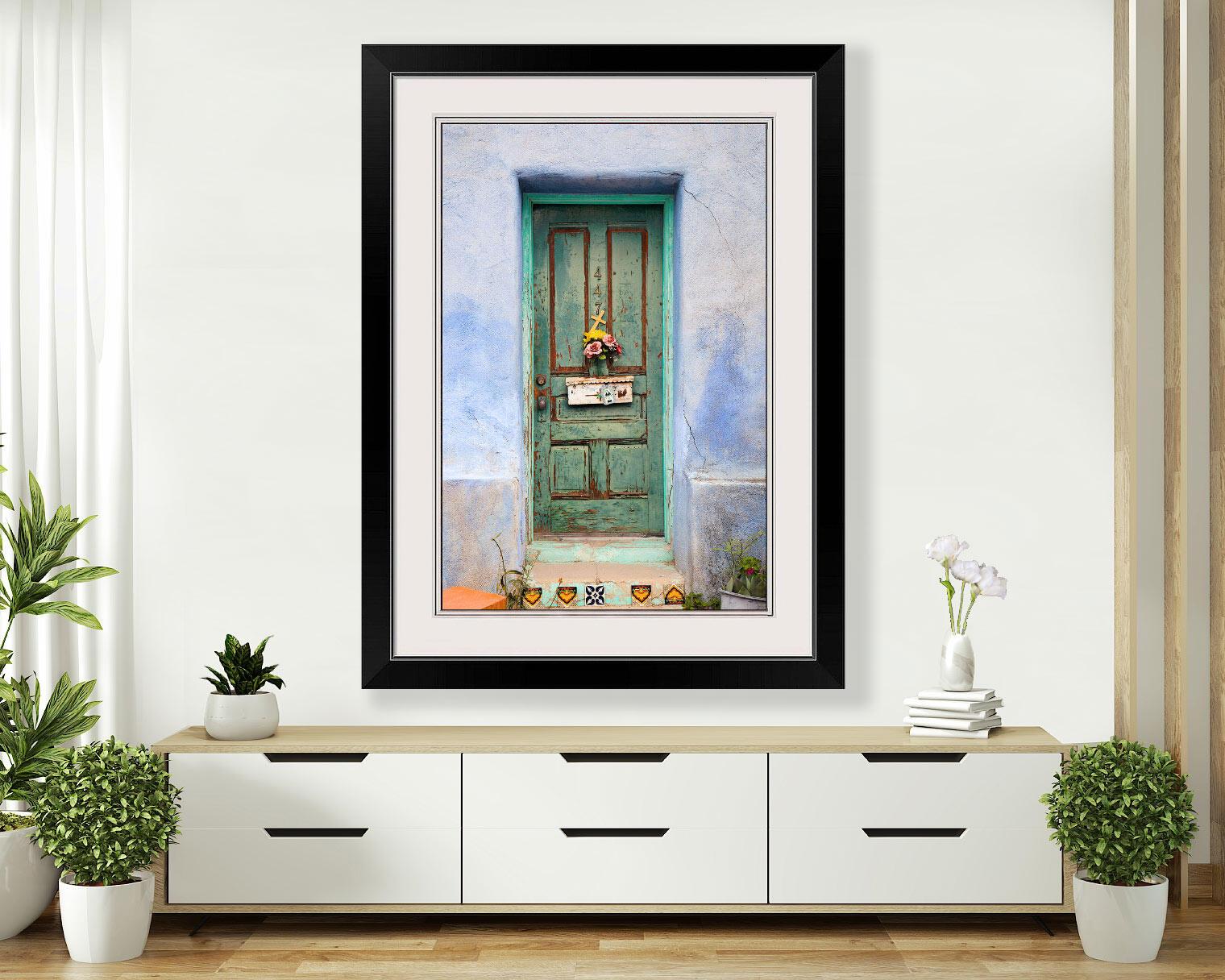 Southwest Green Door