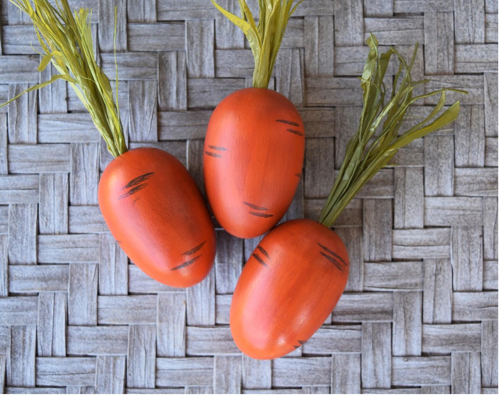 Easter Egg Carrots