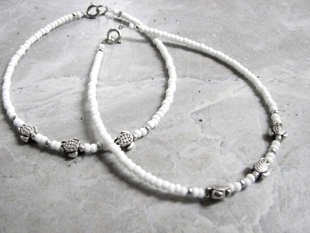Anklet available in custom sizes