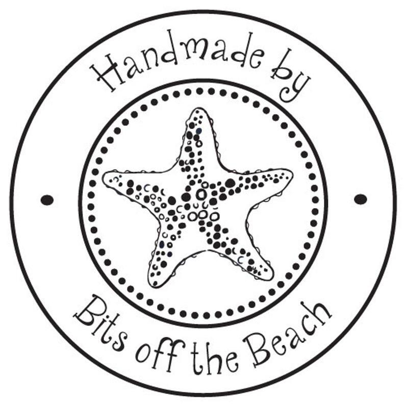 Hand made by Bitsoffthebeach