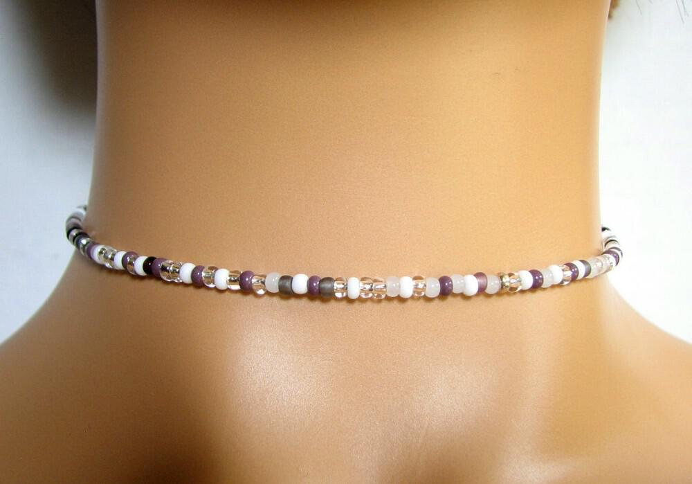 Gold Choker Necklaces Chokers Silver Choker Necklace Beaded Chokers