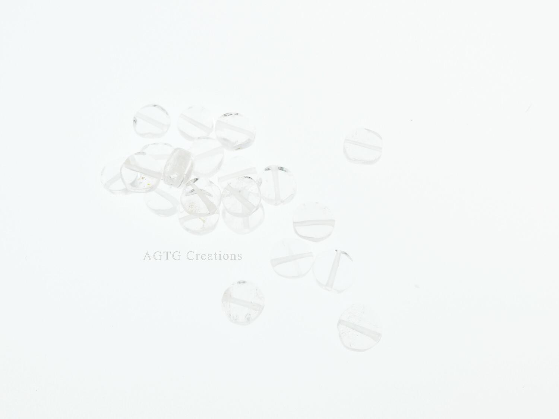 Quartz Crystal bead variants