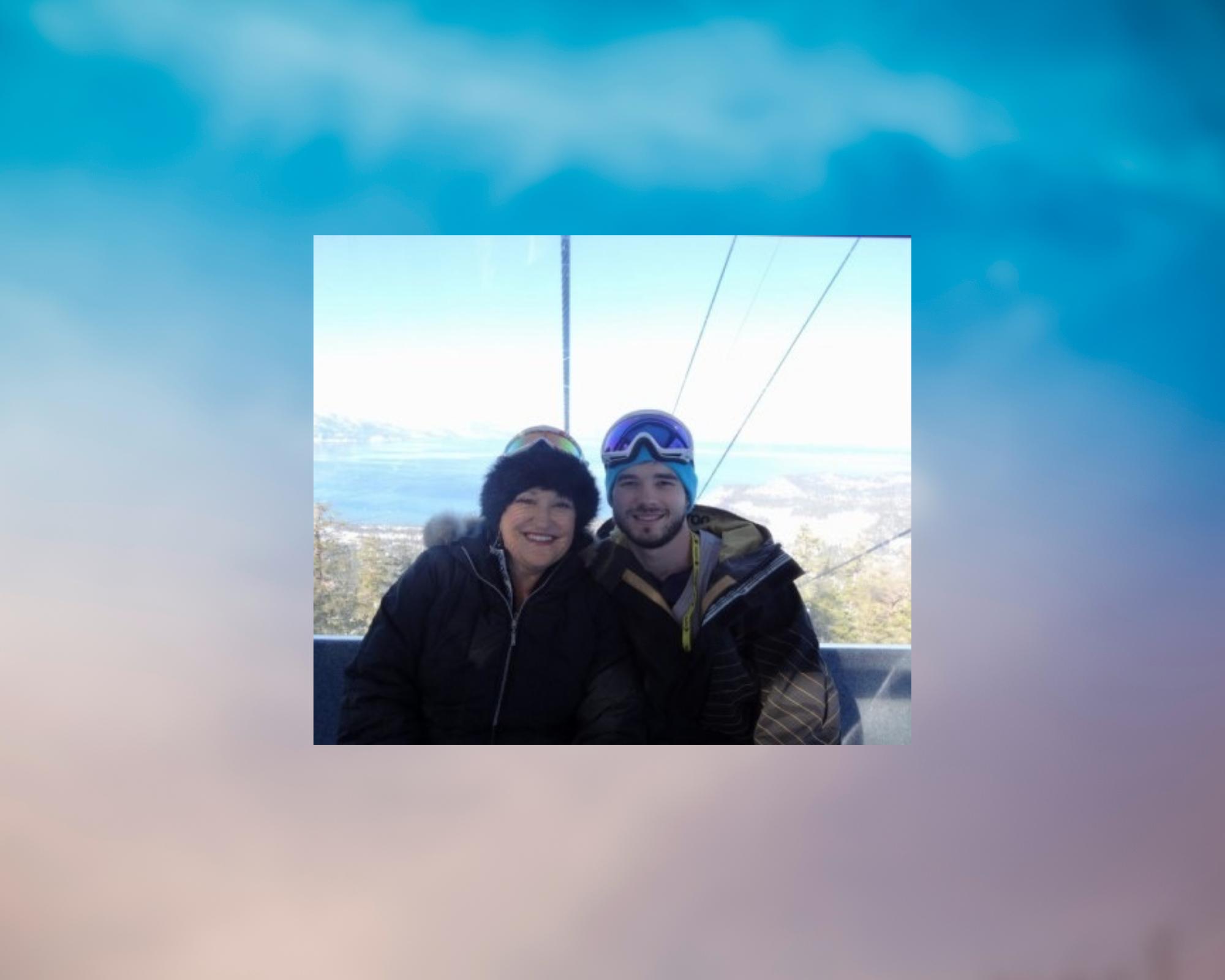 Skiing in Tahoe!