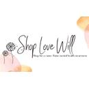 SHOP LOVE WILL