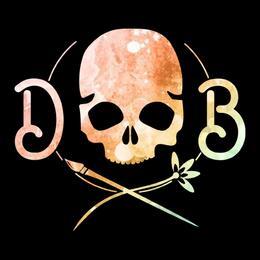 Doom and Bloom ink