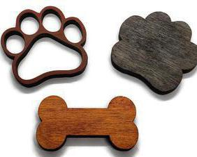 dog themed magnets