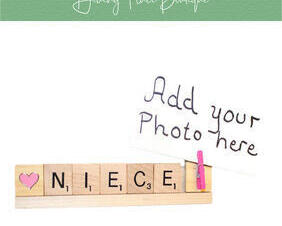 niece photo frame
