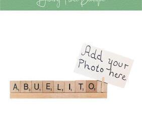 abuelito frame
