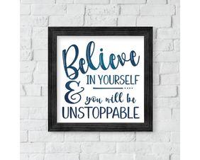 Believe In Yourself Digital Download