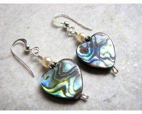 iridescent-shell-earrings