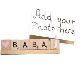 baba photo frame