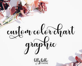 custom color chart for etsy go imagine listing template