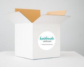 waterproof stickers for packaging