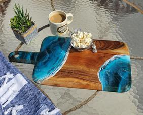 beach tray