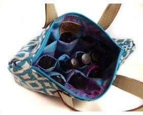 Example of inside pockets