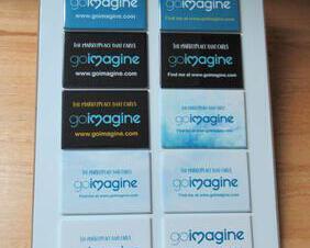 Goimagine Refrigerator Magnet