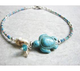 turquoise-turtle-ankle-bracelet