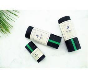 Natural Zero Waste Deodorant in Spruce