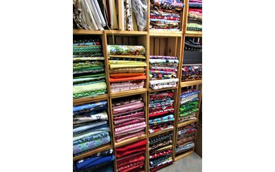 The hardest part picking a fabric