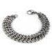 Stainless Steel Chainmaille Vertebrae Bracelet
