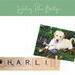 personalized scrabble photo frame