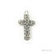Stainless Steel Chainmaille Cross Pendant Necklace