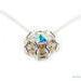 Silver Phaedra pendant